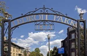Ledroit Park Gate